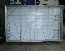 開閉式テナント看板
